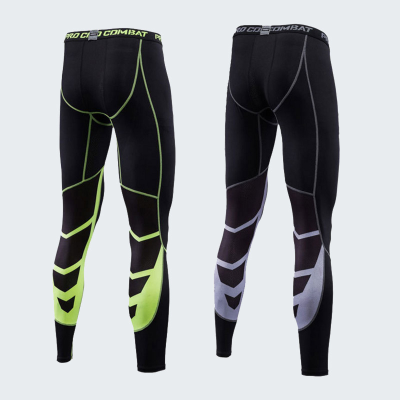 Women's Pants Men's Sports Basketball Leggings Ultra-stretch Compression Pants Running Training Quick-Dry Fitness Pants Manufact