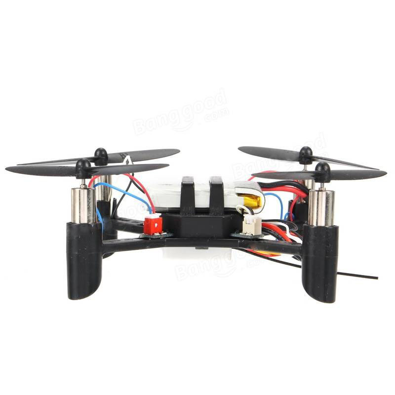 DIY Quadcopter Assembly Remote Control Aircraft 0.3 Million WiFi Camera Unmanned Aerial Vehicle Dm002wh Set High