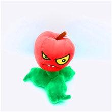 Игрушка «Растения против Зомби» мягкая плюшевая аниме игрушка
