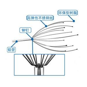 Image 5 - 開催 1 個ヘッド頭皮ヘッドマッサージステンレス鋼新ベストディールランダムな色送料無料