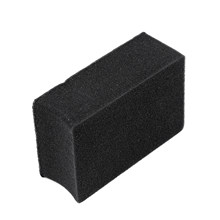 Car Cleaning Sponge Sponge+Clay Remove Fly Paint Oxide Layer Iron Powder Shellac(China)