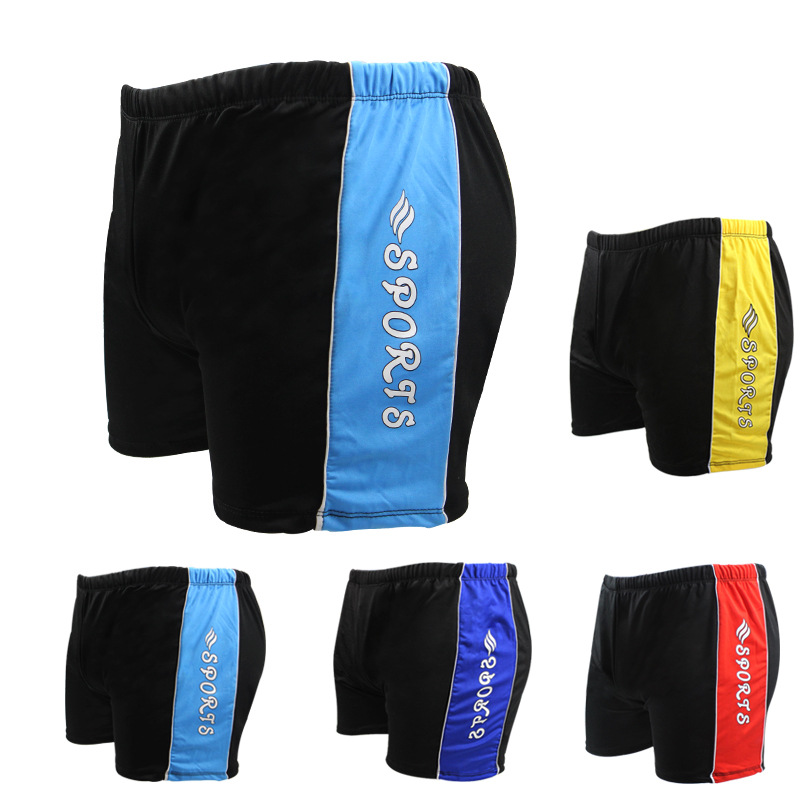 Fashion Men Hot Springs Swimming Trunks Quick-Dry Breathable Beach Shorts Light And Comfortable AussieBum OPP Bag