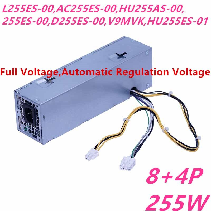 New PSU For Dell 3020 7020 9020 T7100 Power Supply L255ES-00 AC255ES/HU255AS-00 H255ES-00 AC255ES/HU255ES/B255ES-01 PS-3621-1DA title=