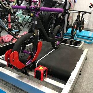 Image 3 - Eğitim sürme bisiklet ekipmanları denge bisikleti eğitmen platformu çocuklar 12/14 inç Scooter tren bisikleti uygulama öğrenmek platformu