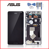 5.7'' Original 1440x2560 For ASUS ZS571KL Display For Zenfone AR LCD Touch Screen with Frame Display Assembly Replacement parts