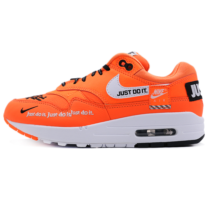 US $99.12 41% OFF|Original Nike Air Max 1 Lux Womens Running Shoes Comfortable Athletic Sneakers Durable 917691 800 in Running Shoes from Sports &