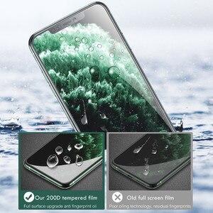 Image 3 - Защитное стекло 200D с закругленными краями для iPhone 7 8 6 6s Plus, закаленное стекло для экрана iPhone 11 Pro X XR XS Max