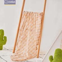 Elinfant 1PCS 100% Soft Cotton Baby Swaddles Infant Wrap Play Mat Muslin Swaddle Blanket