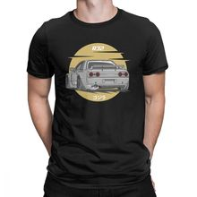 R32 Car Grey Legend JDM T-Shirt Japanese Cars Sportcar Engine T Shirt for Men Short Sleeve Clothes Classic Tee Shirt Pure Cotton ftd apparel men s boost engine car racinger jdm t shirt high quality top tee short sleeve o neck cotton t shirt plus size
