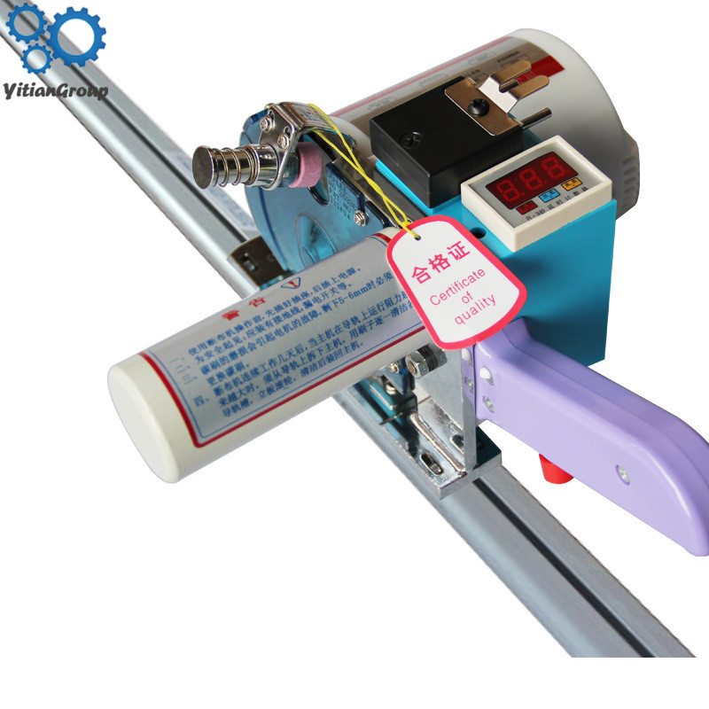 Delay Rail Track Containing Liquid Crystal Cutting Machine Broken Cloth Fabric Cutting Machine