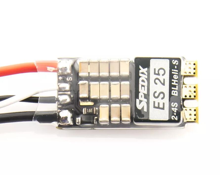SPEDIX ES25 25A 2-4S Blheli_S FPV Racing Brushless ESC For RC Drone