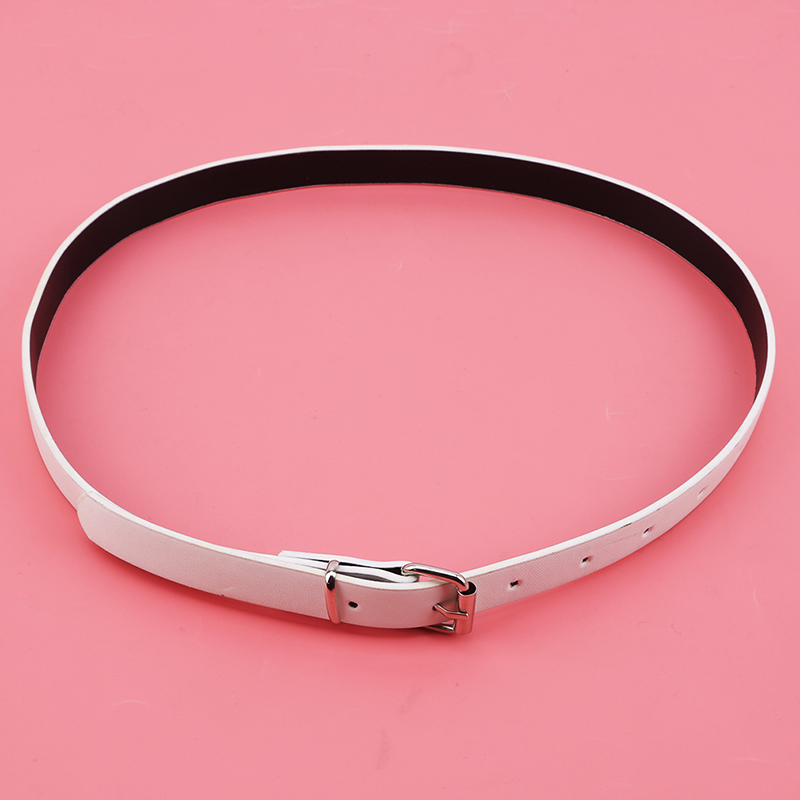2020 Candy Kids Boys Girls Belt Child Waistband Classic Color Leisure Waist Strap Children PU Leather Belts