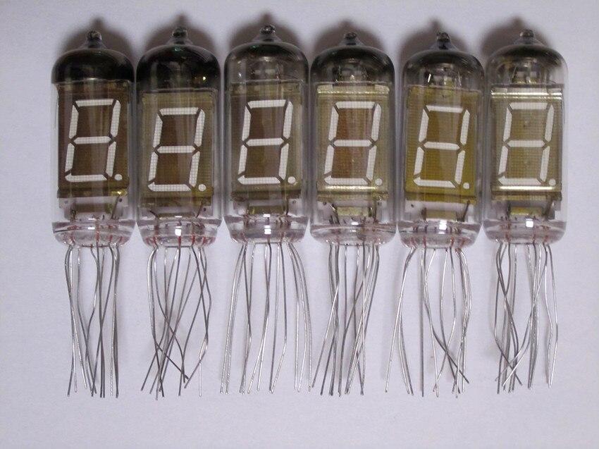 Free Shipping Make For IV-11 Fluorescent Tubes 6 Iv11 VFD Tubes New NIXIE TUBES Fluorescent Digital Tubes