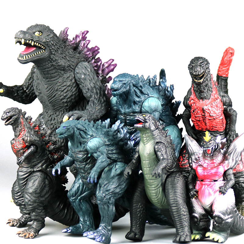 Godzilla Monster shin godzilla figures pvc action toys Joint movable model dolls Christmas gifts for child image