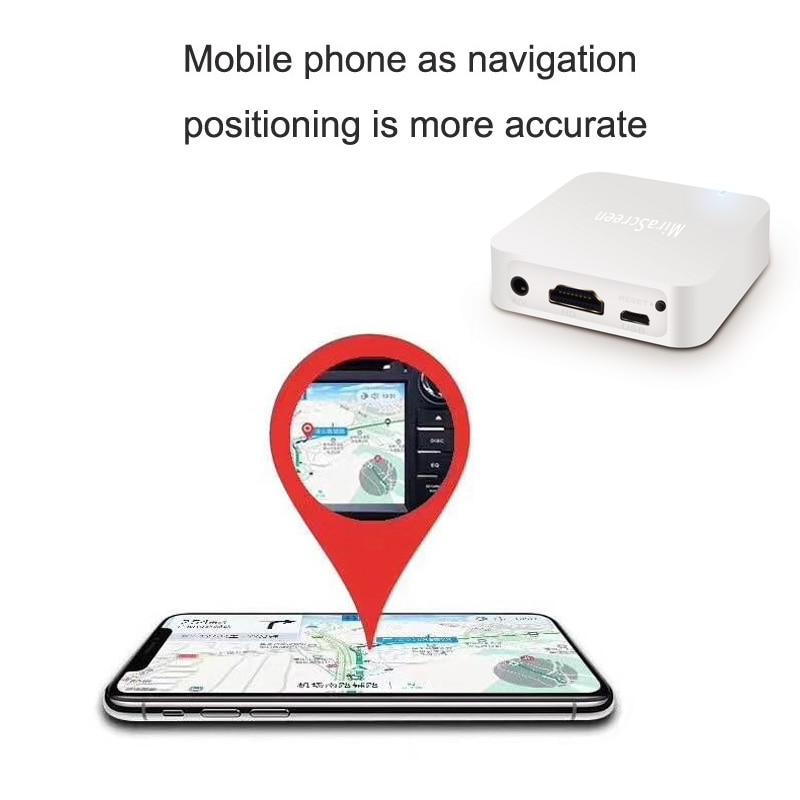 Image 4 - AV HDMI беспроводной WiFi дисплей ключ зеркальная коробка Android  IOS Телефон для автомобиля тв видео адаптер Miracast DLNA Airplay  Зеркальное отображение экранаТелефонные адаптеры и конвертеры   -