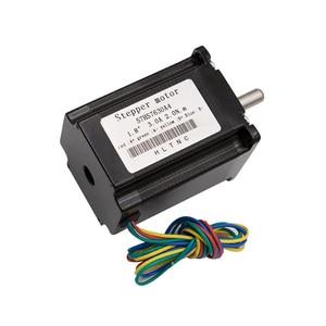 Image 1 - 20PCS 57mm Nema 23 스테퍼 모터 82 mm 본체 길이 2.2 N.m 327oz/in torque from China 저렴한 가격 315 oz Nema23 for CNC 라우터