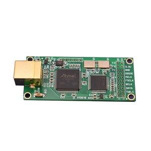 Image 2 - Lusya Combo 384 USB I2S desteği DSD512 32bit için AK4497 ES9038 AK4493 dekoder DAC bkz. Amanero Usb kartı e3 003