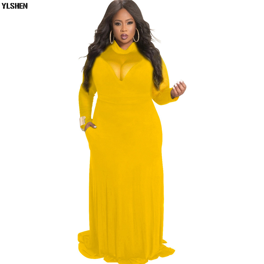 Plus Size African Dresses For Women 2020 New Elastic African Dress Clothes Dashiki High Quality Length Africa Clothing For Lady