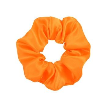 3.9 inch Women Silk Scrunchie Elastic Handmade Multicolor  Hair Band Ponytail Holder Headband Hair Accessories 31