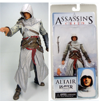 NEW Assassins Creed Figure Connor Action 15cm Figures Super Movable Joints Pvc Figurines Colection Anime Decoration Toys
