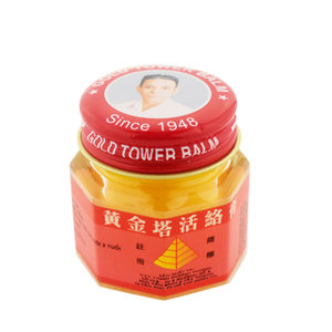 Image 3 - 6Pcs Vietnam Gold Tower Balm Active Cream 20g/bottle Relieving Itching Muscle Joint Rheumatism Pain Killer Detumescence Ointment