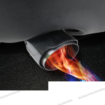 lsrtw2017 stainless steel carbon fiber car exhaust pipe for land rover discovery sport range rover evoque range rover sport L494 for land range rover vogue evoque sport discovery sport seat umbrella stands magic storage tool box stowing tidying accessories