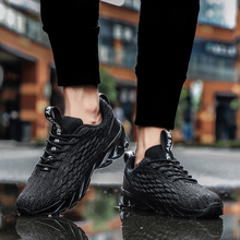 2020  New Hot Sale Mens Shoes Breathable Men Sneakers Light Casual Zapatillas Hombre Mesh Sprot
