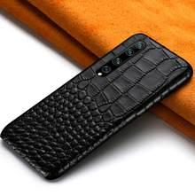 Чехол для телефона из натуральной кожи xiaomi mi 10 pro 9 8
