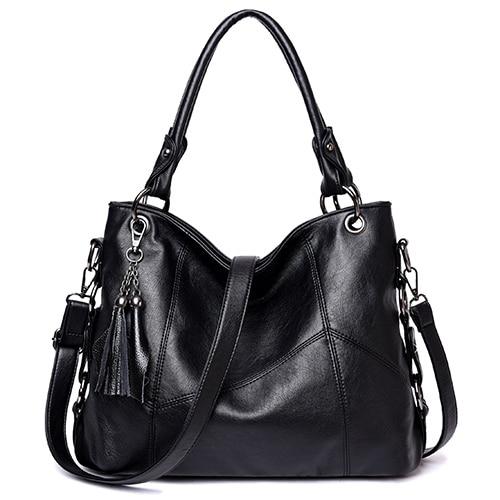 Lanzhixin Women Leather...