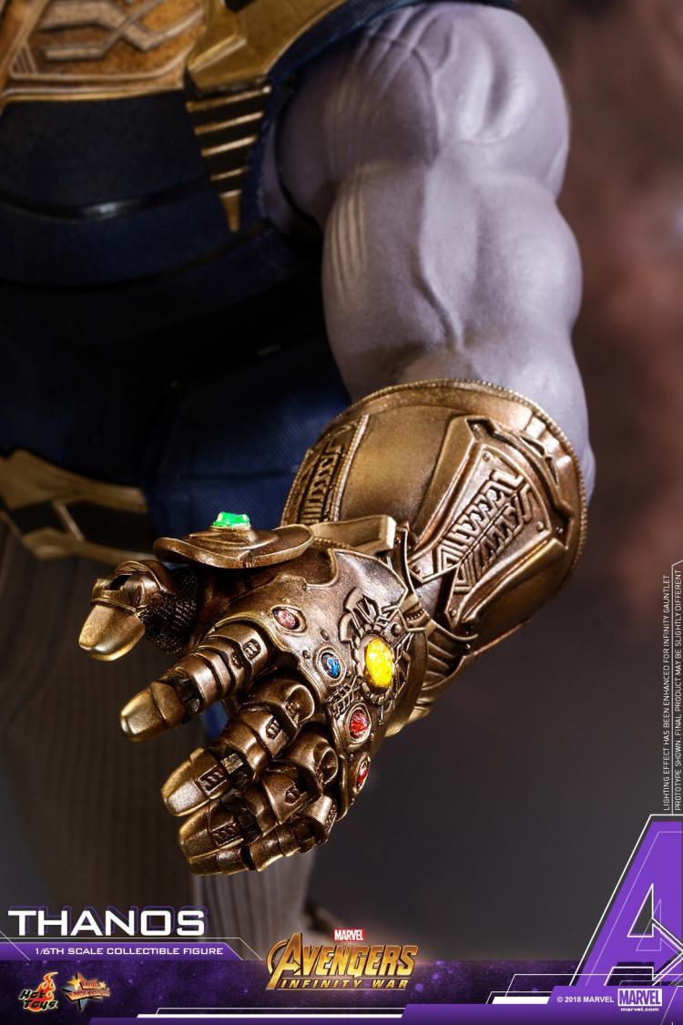 Model discount 3 Thanos