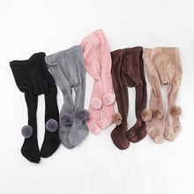 Baby Tights Lovely Stockings Pantyhose Newborn Toddler Winter Cotton Soft Princess Warm