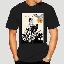 Rock T-Shirtharajuku Streetwear Shirt Menled Zeppelin Kate Bush Billy Joel S-3Xl 2644X