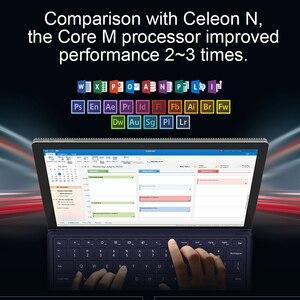 """Image 4 - Teclast X6 Pro 12.6 """"8GB RAM 256GB SSD dizüstü FULL HD 2880x1920 Intel Core M3 windows 10 2 in 1 Tablet PC"""