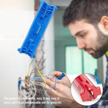 Alicates para Cables coaxiales multifuncionales, pelador de Cables, pelador de Cables, pelado de Cables
