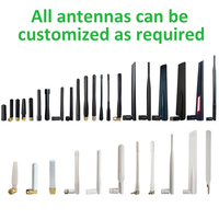 e5 p30 sma מכשירים עבור מכונת מוטורולה אחד Antenne עבור E398 G6 RAZR V3i E5 P30 SMA UHF מכשיר קשר טקטי עבור Baofeng 5R VHF DMR 430mhz (5)