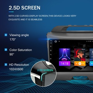 Image 2 - 4G RAM IPS 화면 안드로이드 9.0 자동차 스테레오 기아 Sportage 2009 2015 자동차 DVD 플레이어 자동 라디오 FM 와이파이 멀티미디어 GPS 네비게이션