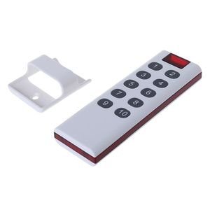 Image 2 - Universal Wireless Learning Code Digital Remote Controller Transmitter 3/4/6/8/10 Channels Buttons Keypad AK 7010TX