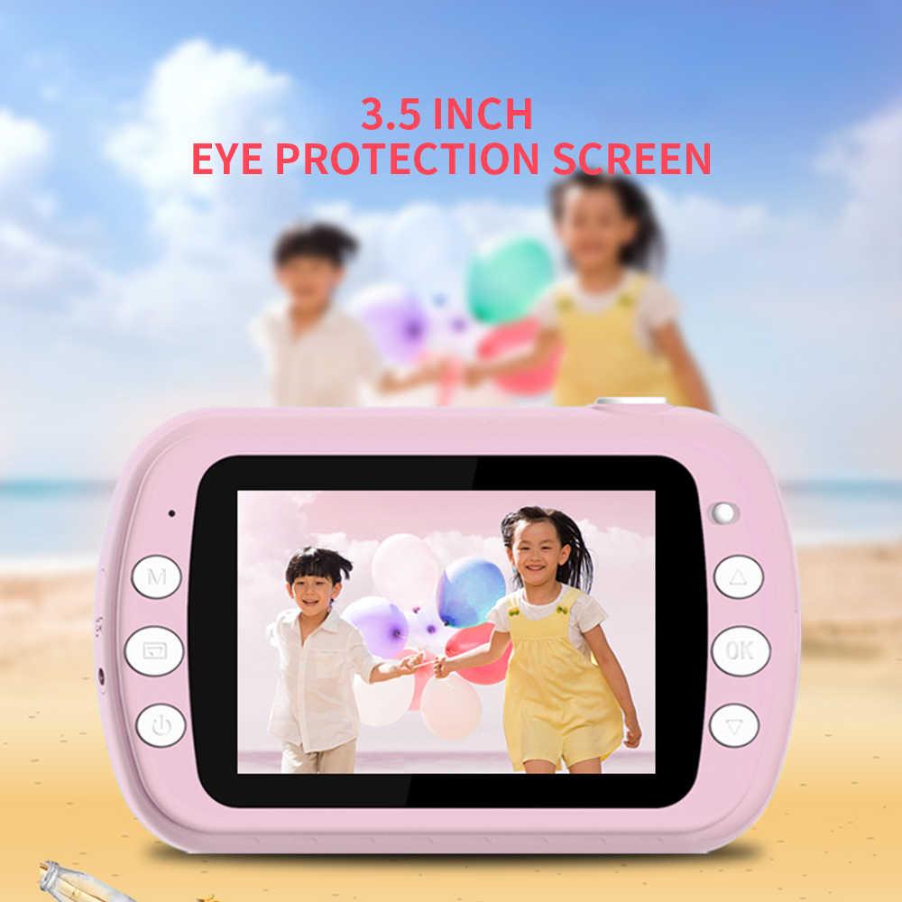 Детская камера с мгновенной печатью, рождественские подарки для детей, мальчиков и девочек с тепловым фото бумажные игрушки для подарка на день рождения
