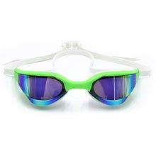 Очки для плавания новые профессиональные очки с покрытием соревнований