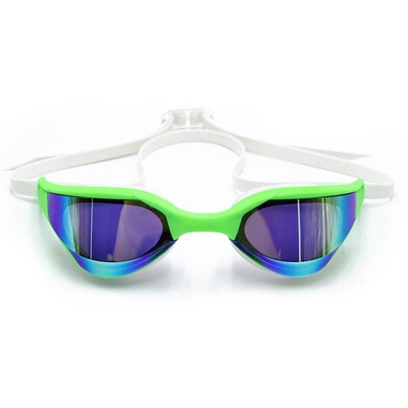 Profissão de Corrida Óculos de Proteção uv à Prova Nova Natação Óculos Chapeamento Concorrência Anti-nevoeiro Jogo Dwaterproof Água