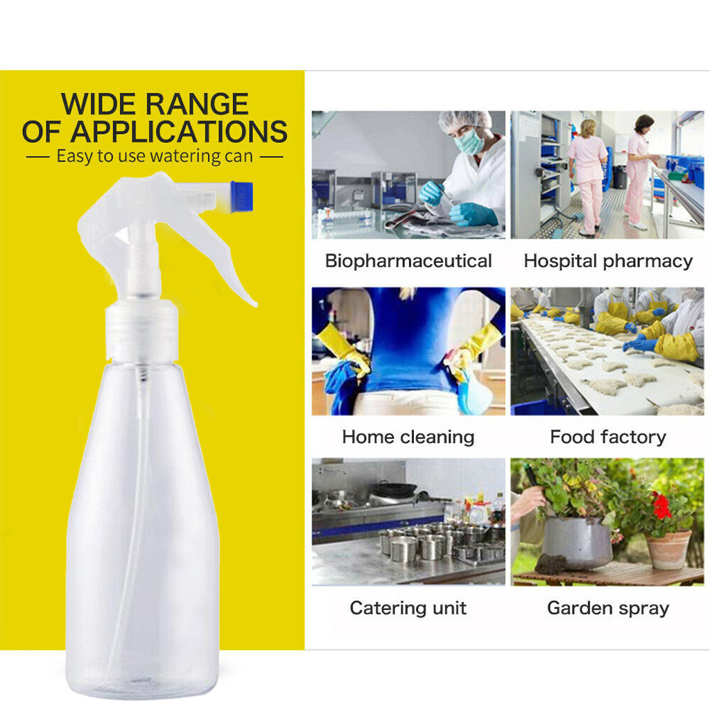 84 Disinfection Liquid Alcohol Disinfection Water Disinfection Liquid Spray Bottle Spray Pot Portable Bottle Spray Bottle 200ML