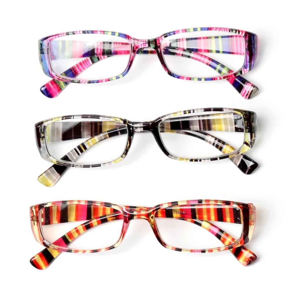 Модные ретро очки для чтения с принтом для женщин и мужчин портативные высокоточные дальнозоркие линзы Ретро увеличительные защитные очки ...