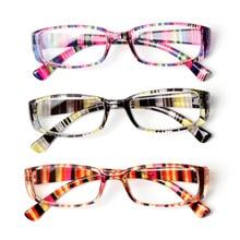 Gafas de lectura con estampado Retro Para hombre y mujer, lentes portátiles de alta definición para presbicia, gafas de lupa dioptría + 1,0 ~ + 4,0