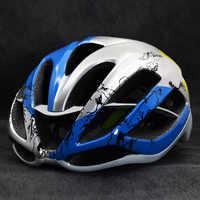 2019 MTB Radfahren Helm Aero red Road Bike Helm Straße berg capacete Matte fahrrad Helm cascos ciclismo Mtb berg M & L
