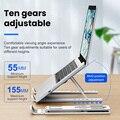 Популярный портативный держатель для ноутбука, подставка для ноутбука Macbook Pro, подставка для ноутбука, охлаждающий кронштейн
