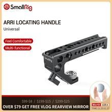 SmallRig Universal Arri lokalizowanie górny uchwyt rękojeści z 15mm zacisk pręta do ramka do kamery Dslr mikrofon uchwyt do butów DIY  2165