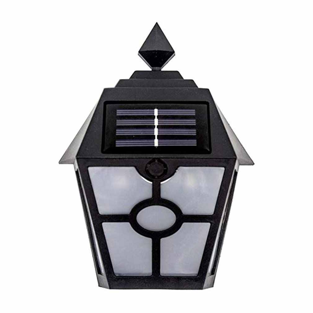 Solar Deck Lights Outdoor Waterproof