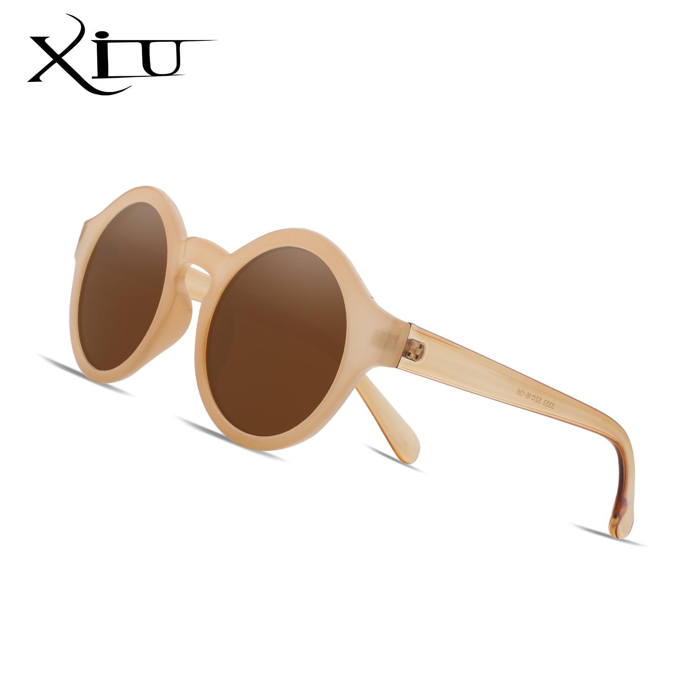 Círculo redondo óculos de sol feminino retro vintage óculos de sol para mulher marca designer óculos de sol feminino gafas de sol mujer