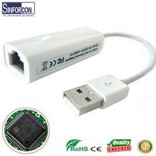 100M AX88772B AX88772C adattatore ethernet usb 2.0 convertitore da usb a rj45 lan usb rj45 10M 88772