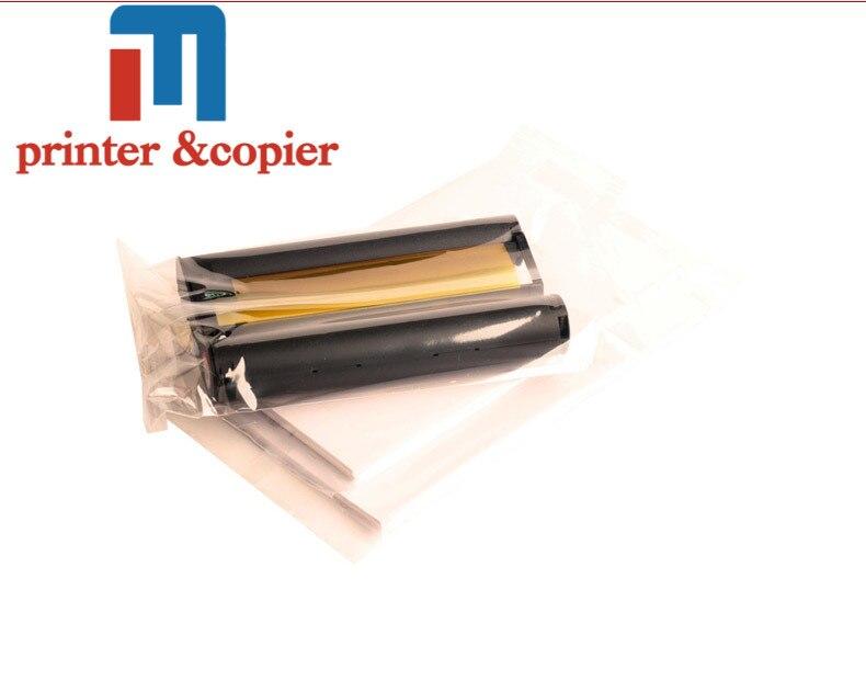 Новая Яркая Цветная чернильная бумага для принтера Selphy CP800 CP810 CP820 CP900 CP910 CP1200, 36 листов бумаги + 1 чернильная лента